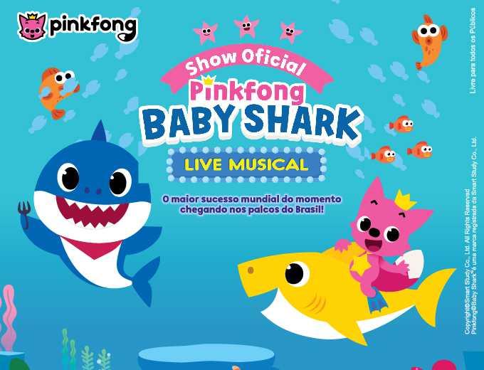 Baby Shark | Live Musical
