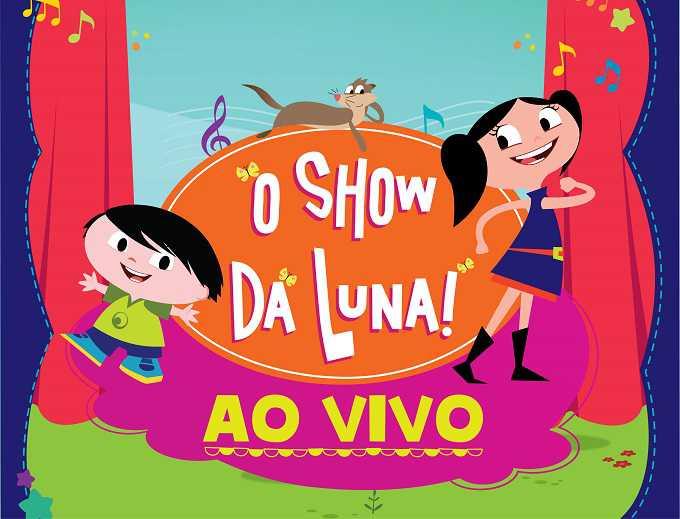 Show da Luna | Ao Vivo