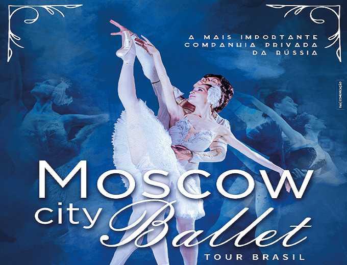 MOSCOW CITY BALLET, O LAGO DOS CISNES
