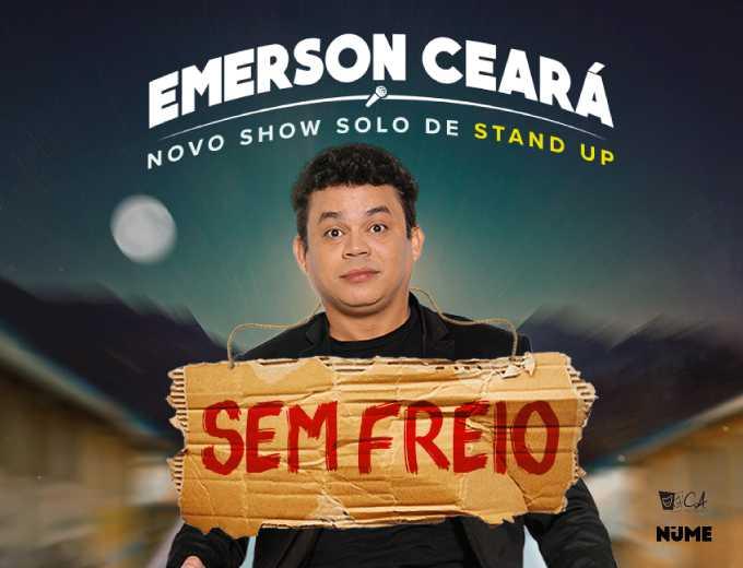 Emerson Ceará Sem Freio