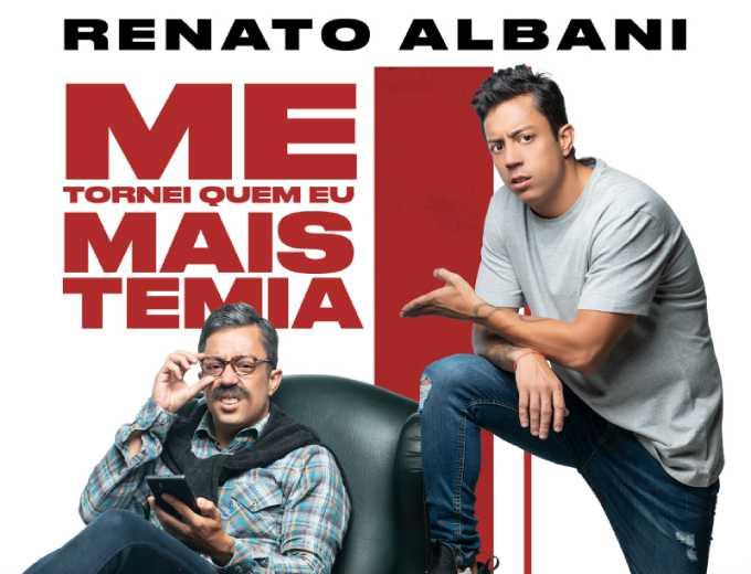 Renato Albani em Me Tornei Quem Eu Mais Temia