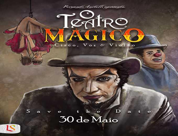 O Teatro Mágico | Circo, Voz e Violão