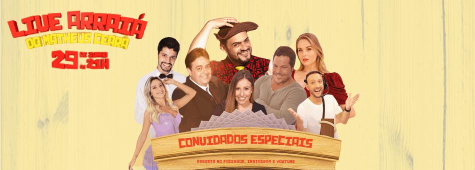 Matheus Ceará   LIVE