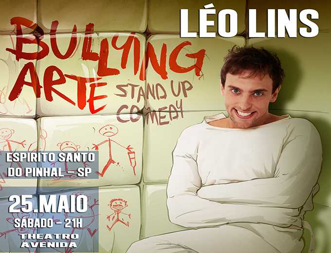 Léo Lins BULLYING ARTE